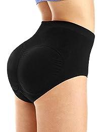 CSMARTE Women Butt Lifter Padded Hip Enhancer Shapewear Control Panties Underwear