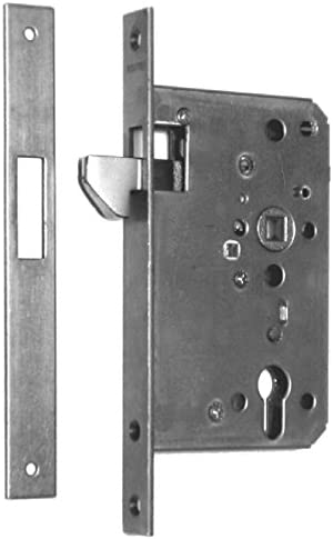 Para puerta corredera de bloqueo Nr BEVER 142 PZ 70 de alto gramaje de gancho con pestillo gancho de bloqueo: Amazon.es: Bricolaje y herramientas