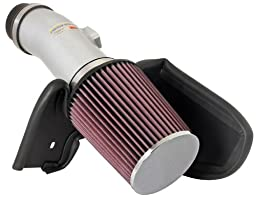K&N Performance Cold Air Intake Kit 69-1210TS with Lifetime Filter for 2007-2014 Acura TL, Honda Accord/Crosstour (w/ MAFS) 3.5L V6
