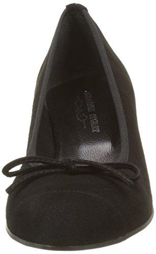 de 300 mujer Zapatos corte Elizabeth negro Nieto de Stuart EYfwAqgA