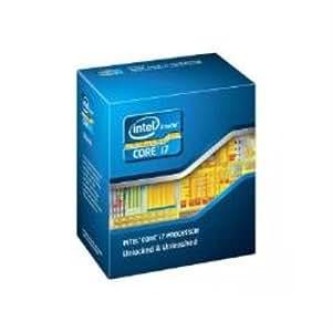 Intel Core i7 i7-3770 3.40 GHz Processor - Socket H2 LGA-1155 - Quad-core (4 Core) - 8 MB Cache - 5 GT/s DMI