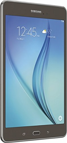 Samsung Galaxy Tab a 8.0 Sm-p355 Smoky Titanium (Factory Unlocked) Wi-fi + 4g , 16gb Luxury Phone