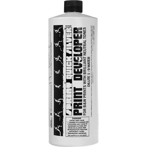 Sprint Quicksilver Black & White Print Paper Developer, 1 Liter