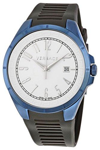 Versace-V-Man-White-Dial-Black-Rubber-Mens-Watch-P7QB8D001-S009