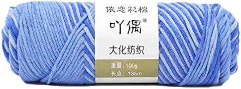 LPxdywlk 8 Hilos De Algodón Crochet Tejer Ropa De Suéter Bufanda Hilo De Lana Cualquier Artesanía De Tejer Práctico 05: Amazon.es: Hogar
