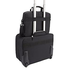 Case Logic AUA-314 14.1-Inch Laptop/ MacBook Air / Pro Retina Display and iPad Slim Case (Black)