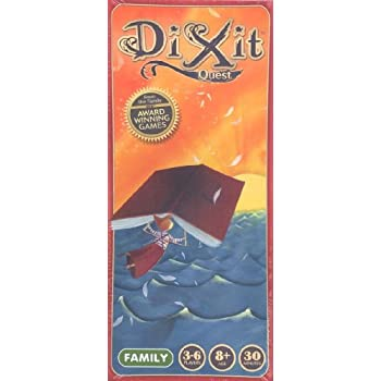 Dixit Quest Board Game