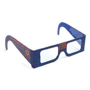 Chromadepth 3-D Glasses (pkg of 10)