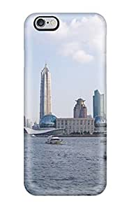 Forever Collectibles Shanghai City Hard Snap-on Iphone 6 Plus Case
