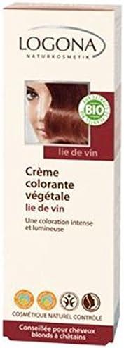 Crema Color Tinte Vino Tinto 150 ml. de Logona: Amazon.es ...