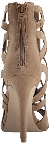 Women's Minkoff Taupe Sandal Dress Roxie Suede Rebecca p65w8q