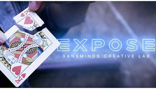 Expose (Gimmicks and DVD) by SansMinds Creative Labs - DVD: Amazon.es: Juguetes y juegos