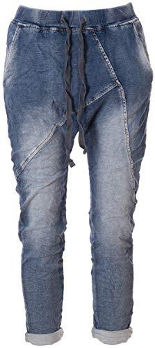 Basic.de Boyfriend-Hose im Joggpant Style Melly & CO 8175