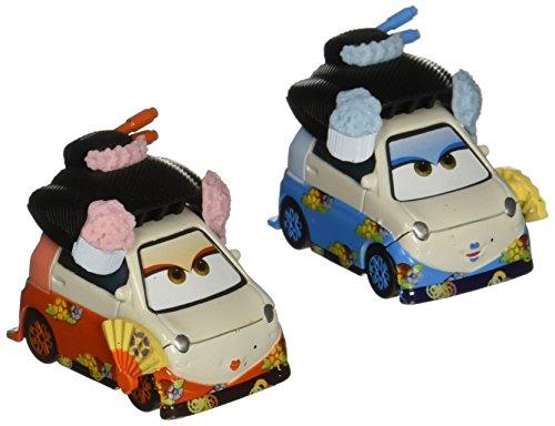 Disney/Pixar Cars Shigeko and Okuni Vehicle 2-pack