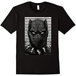 Mens Marvel Black Panther T'Challa Ruler of Wakanda T-Shirt XL Black