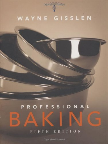 Professional Baking, with Method Cards