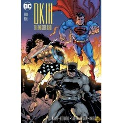 DARK KNIGHT III MASTER RACE #9 (OF 9) Release Date 5/31/17 (Dark Knight Iii The Master Race 9)