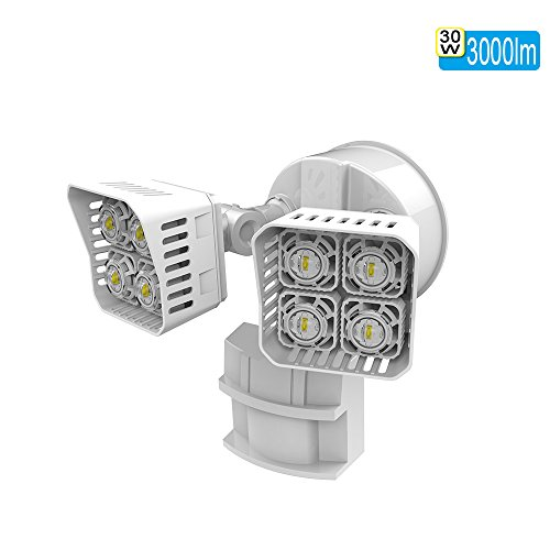 SANSI LED Security Motion Sensor Outdoor Lights...