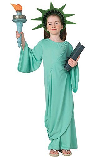 Statue of Liberty Costume Child - Small