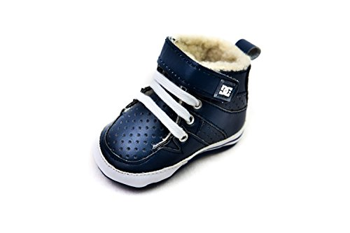 DC Shoe Babies Crib Shoes (9-12 months Navy - Dc Cribs Baby