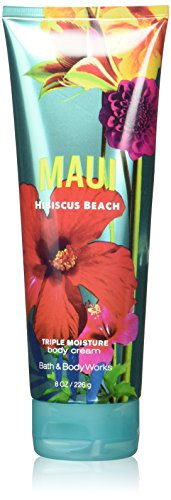 Hibiscus Collection (Signature Collection Triple Moisture Body Cream Maui Hibiscus Beach)