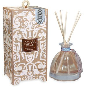 Michel Design Works French Vanilla Home Fragrance Diffuser 8 Ounce