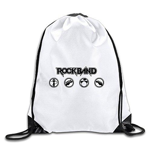 BENZIMM ROCK BAND Drawstring Backpacks/Bags