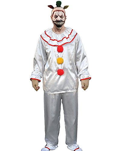 Trick or Treat Studios Men's American Horror Story-Twisty The Clown Costume