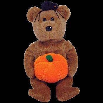 Ty Beanie Babies Hocus - Halloween Bear