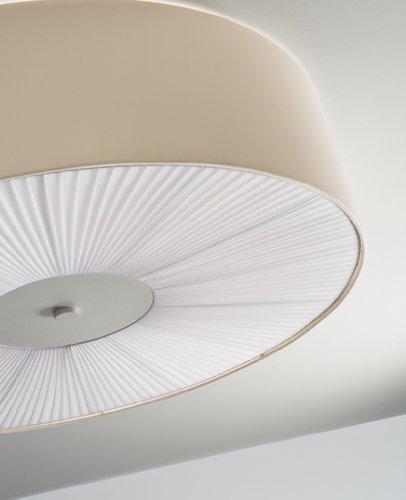 Amazon.com: Skin ceiling lamp - SKI160 (large) - orange, E26 ...