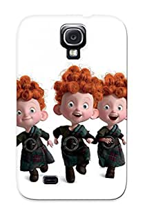 Premium Protection Brave Case Cover For Galaxy S4- Retail Packaging