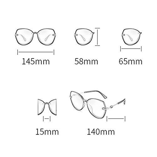 Lunettes Nouvelle Des Femme Polarizer Mode lunettes de Rétro Dames Sport Frame soleil De Soleil Large A Driving C Élégant Couleur pBpYwv