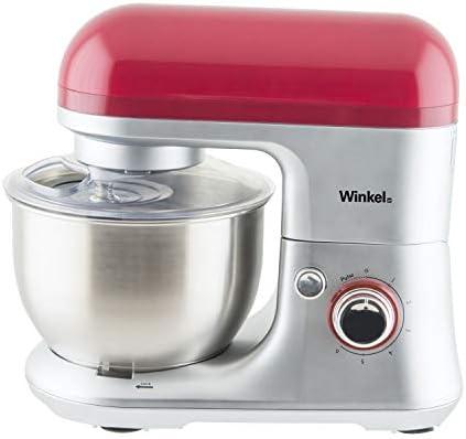 Winkel RX60 Robot de cocina multifunción, batidora amasadora, 650 ...