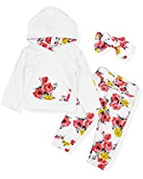 Newborn Baby Girl's Clothes Long Sleeve...