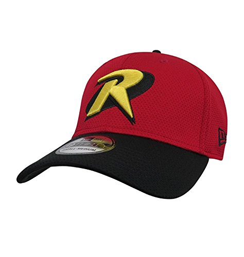 Robin Symbol Red 39Thirty Cap- Large/XLarge