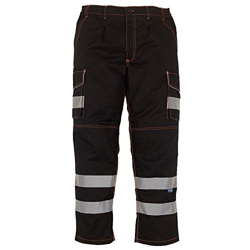 Yoko Polycotton Cargo Trousers Pockets product image