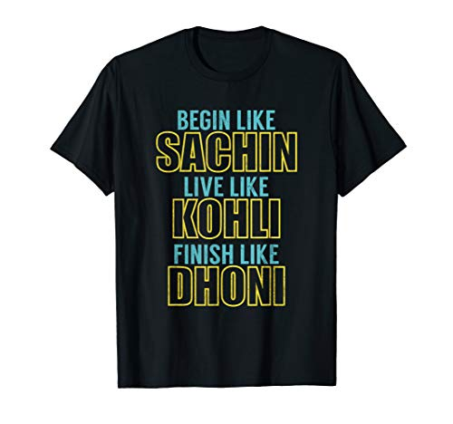 Indian Cricket Team Jersey Shirt