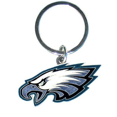 les Chrome Key Chain (Nfl Accessories)