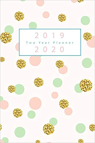 glitter gold 2018 pocket planner