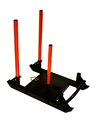 Troy VTX Push/Pull Sled G-SLED - Low-Push Handles, Acceleration Training by Troy VTX