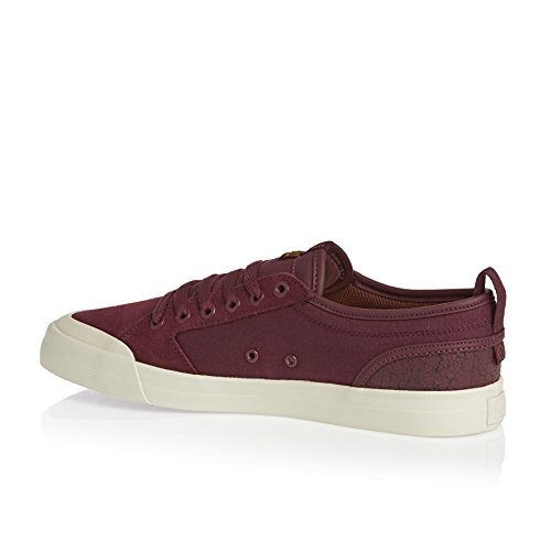 Smith Evan Shoes Homme Granate DC Sneakers Basses qEZ0gURw