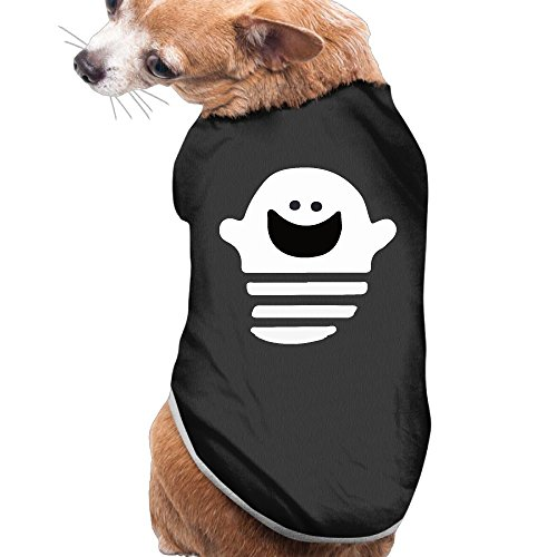 Centaur Dog Costume (NEW Pets Clothes HALLOWEEN Costumes Personalized Ghost Pattern Vest Sweaters For Dogs&Cats)