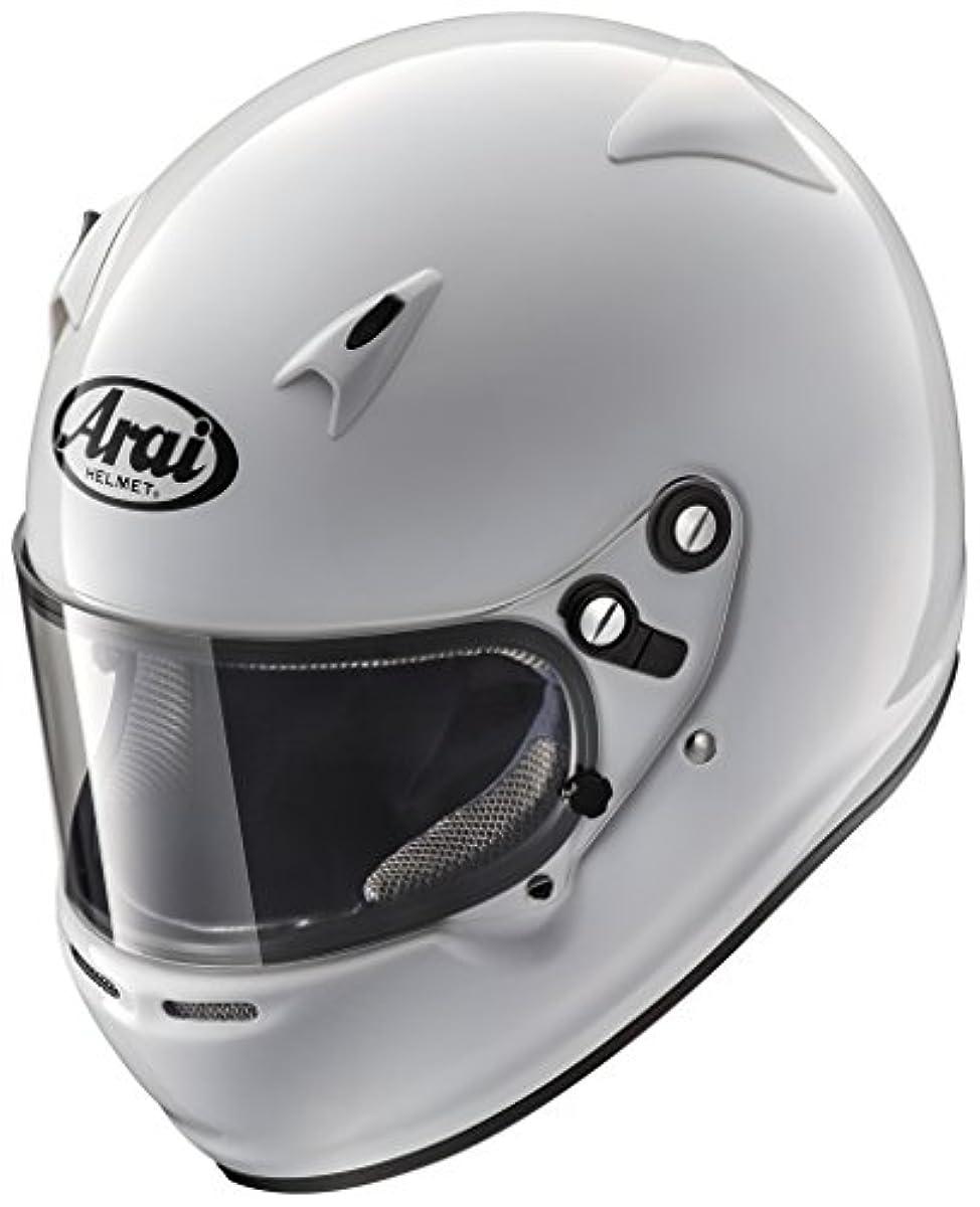 [해외] 아라이(ARAI 아라이 헬멧) 쥬니어 카트 경기용 헬멧 풀 페이스(52-53CM) CK-6K-XS