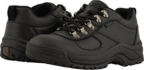 (Propet Cliff Walker Low Men's Boot 13 US Black)