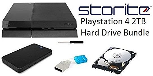 Storite DIY 2TB PS4 HDD Upgrade Kit
