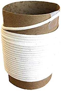 4//32 Cotton Piping Cord Size 00 400 yds 1//8