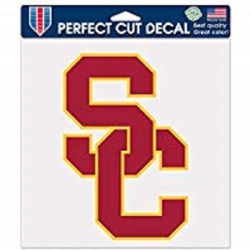 NCAA USC Trojans Die-Cut Color Decal, 8