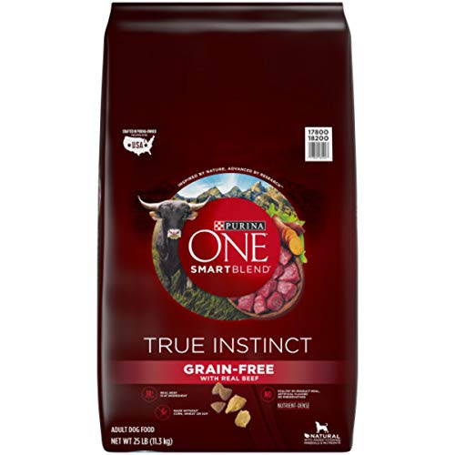 Purina ONE SmartBlend True Instinct Natural Grain-Free Formula Adult Dry Dog Food