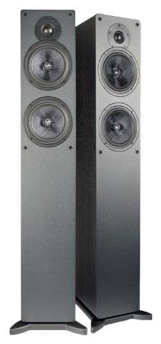 ケンブリッジオーディオs70タワースピーカー – ブラックペア B004UEMGHW