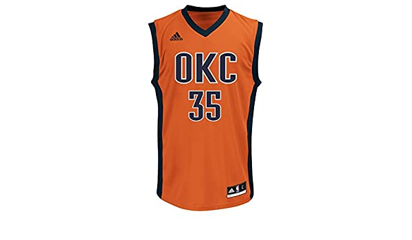 more photos 0a739 a79f5 NBA Oklahoma City Thunder Kevin Durant #35 Men's Replica ...